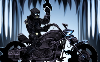 dage death rider motorcycle mount