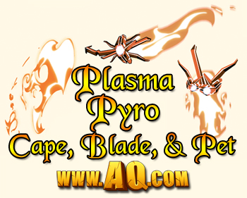 Plasma Pyro items