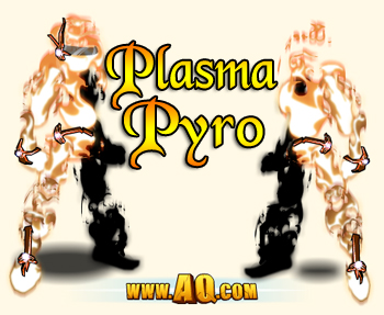 Plasma Pyro Armor and Helm
