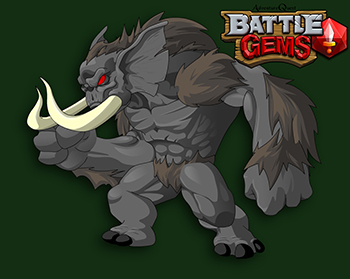 Battle Gems Gorillaphant