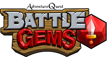Battle Gems Logo