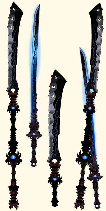 BladeMaster Weapons