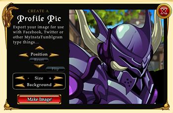 Profile Pic Creator