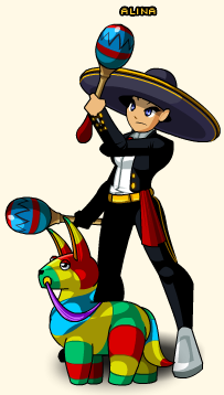 Celebrate Cinco de Mayo in AQWorlds!