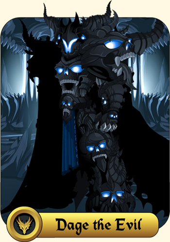 Dage the Evil Artist Showcase Shop today in kids games online