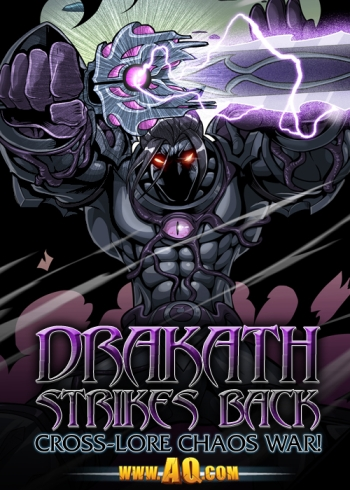 Drakath was in online fun games
