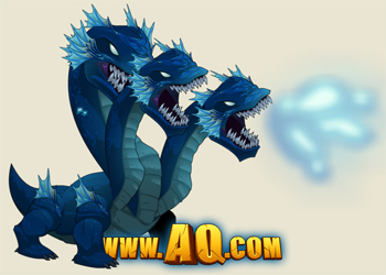 Hydra online video game AdventureQuest Worlds