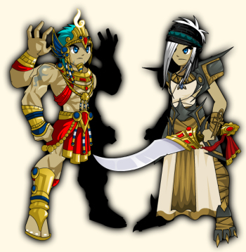 new armors for sandsea what what!