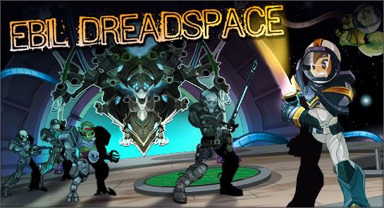 Ebil Dread Space