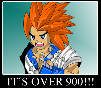 its over 900 meme adventurequest worlds