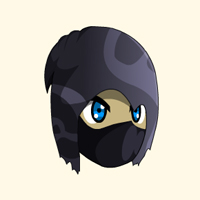 Shinobi ninja veil face adventure games