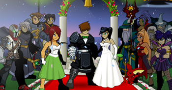 Cysero's Wedding