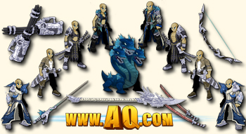 Zoshi Monster Hunting Items online game