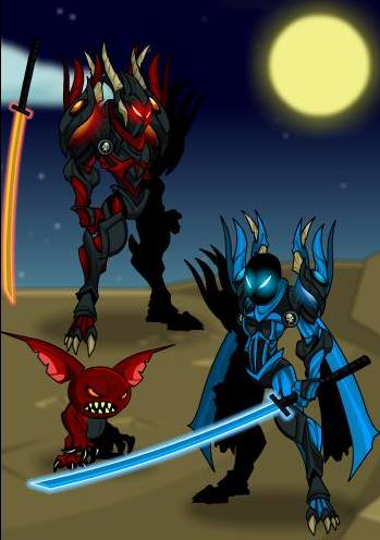 aqw free rpg mmo void gear