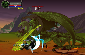Trigoras fight