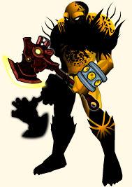 Magma Armor