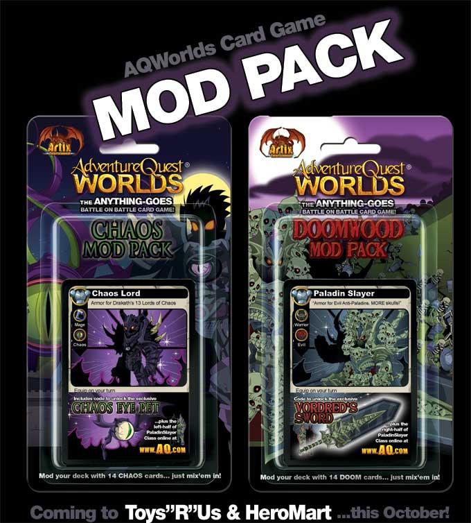 BattleCard Mod Pack!