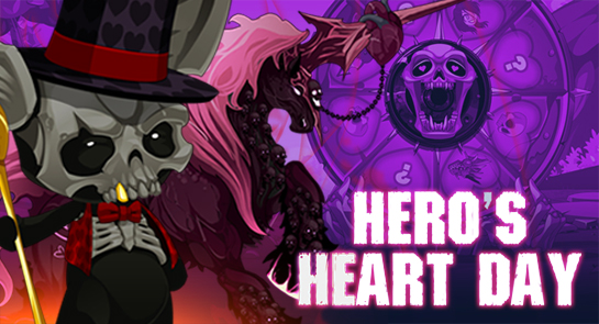Hero's Heart Day 2018 is Here!