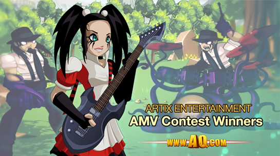 AE AMV contest winners announced