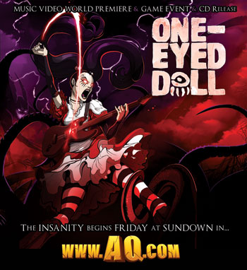 One-eyed Doll Event and CD