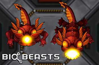 BioBeasts_Mobile_Action_Game_The_Difference_A_Frame_Makes
