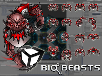 BioBeasts_Mobile_Action_Game_Unity_Development