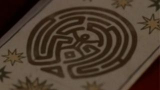Find the center of the maze.