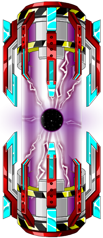 Antimatter Generator