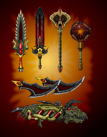 Dragon Weapons 2010