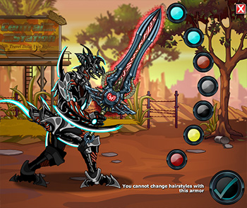 EpicDuel-PVP-MMO-Merged-Dragonoid-Armor