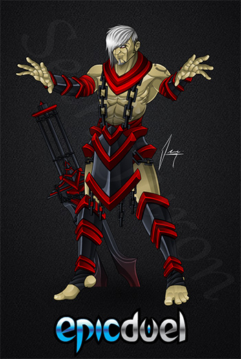 EpicDuel-PvP-Browser-MMO-Seth-Juran-Artist-Showcase