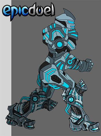 EpicDuel-PvP-Browser-MMO-new-theon-winter-armor