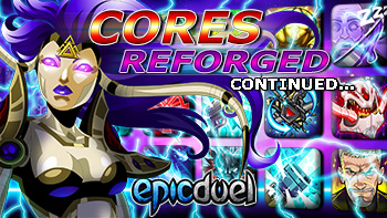 Cores Reforged Continued