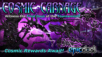 Cosmic Carnage Continues