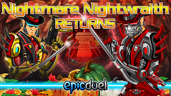 Nightmare Nightwraith Returns