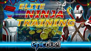 Elite Ninja Training