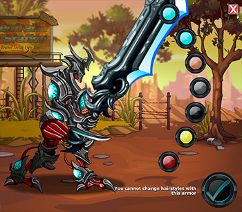 EpicDuel_PvP_Browser_MMO_artist_shop_theon_styles