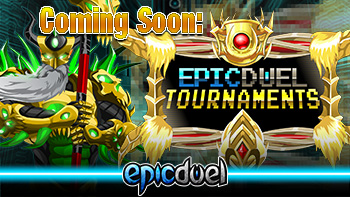 Tournaments Coming Soon