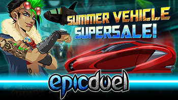 SUMMER VEHICLE SUPERSALE!