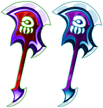 One-Eyed Axes!