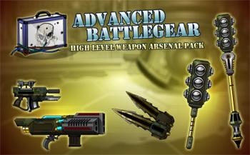 Advanced Battlegear