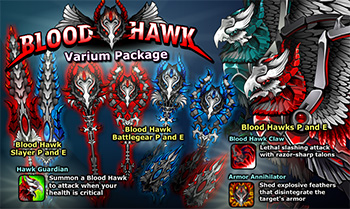 Blood Hawk Battlegear Mega Bundle