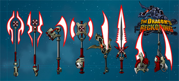 Charbinger Weapons