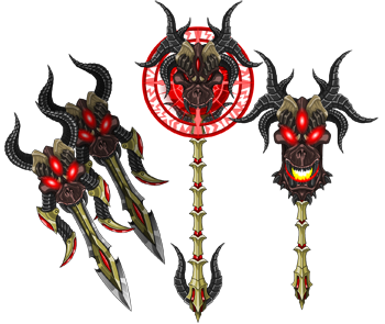 Limited-Time Draconic Weapons