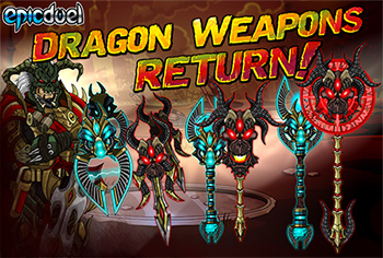 Dragon Weapons