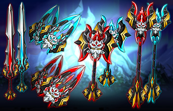 epicduel-frozen-fury-harnessed-yeti-gear