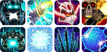 Frozen Fury Promotional Cores