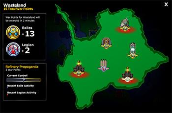 Regional Heat Map