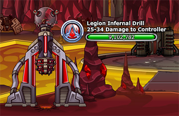 Infernal Drill