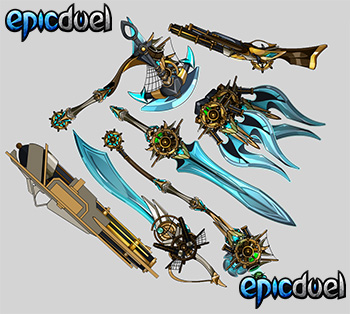 New Naval Weapons